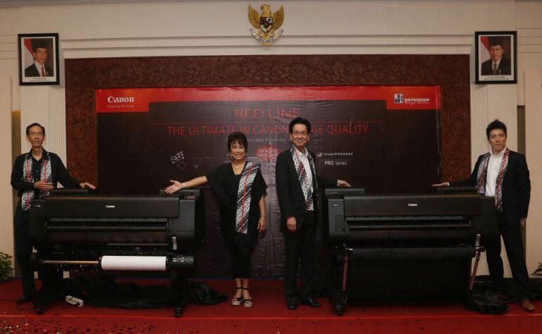 Sasar Fotografi Profesional, Canon Rilis Empat Printer Format Besar imagePROGRAF PRO Series