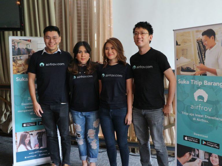 Airfrov, Teman Setia untuk Titip Belanja Barang di Luar Negeri