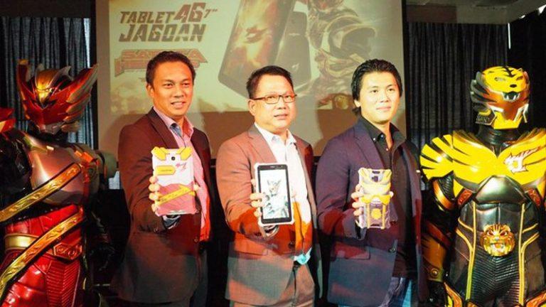 Tanamkan Jiwa Kestaria Sejak Dini, Advan Luncurkan Tablet Satria Heroes Bima X