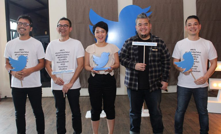 #RameDiTwitter, Kaleidoskop Indonesia 2016 ala Twitter