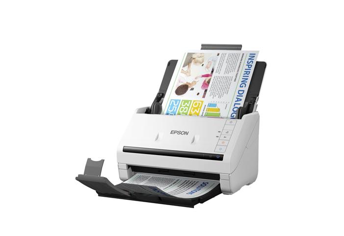 Varian Scanner Cerdas dari Epson ini Mampu Memindai Dokumen yang 'Kusut'