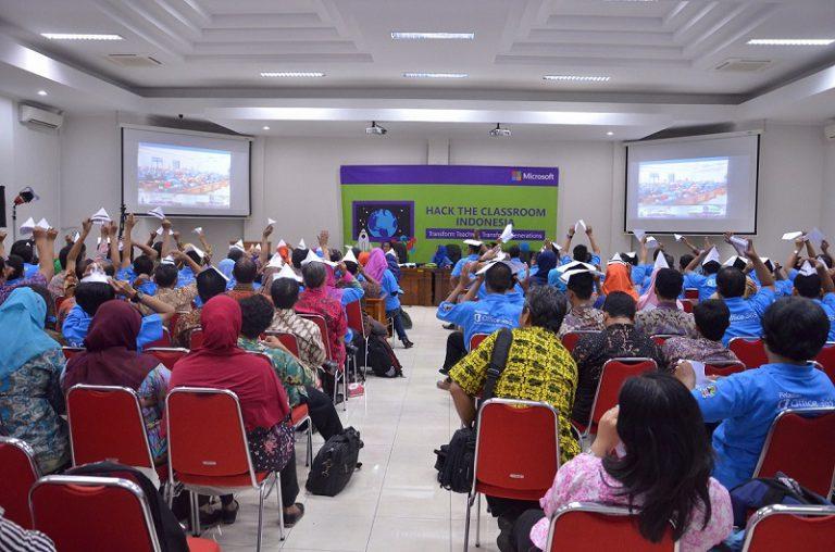Microsoft Latih 4000 Guru di Jawa Tengah untuk Tingkatkan Skillsets di Era Digital