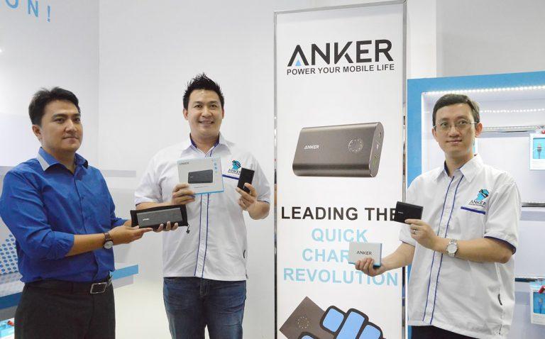 Ikut Berkompetisi untuk Pasar Power Bank, Anker Bawa Produk Unggulan ke Indonesia
