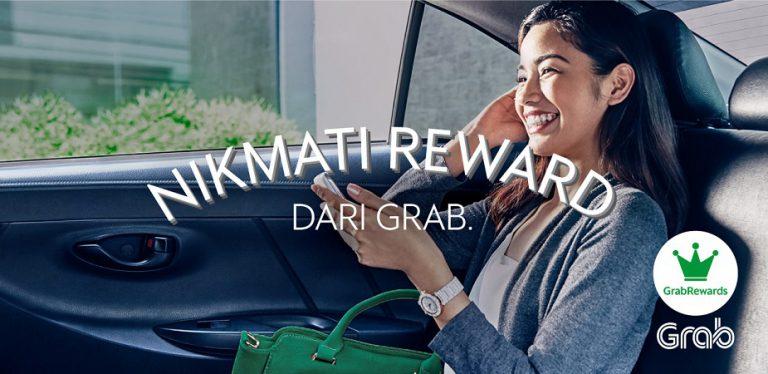 Grab Luncurkan GrabRewards, Apresiasi untuk Pengguna Loyal