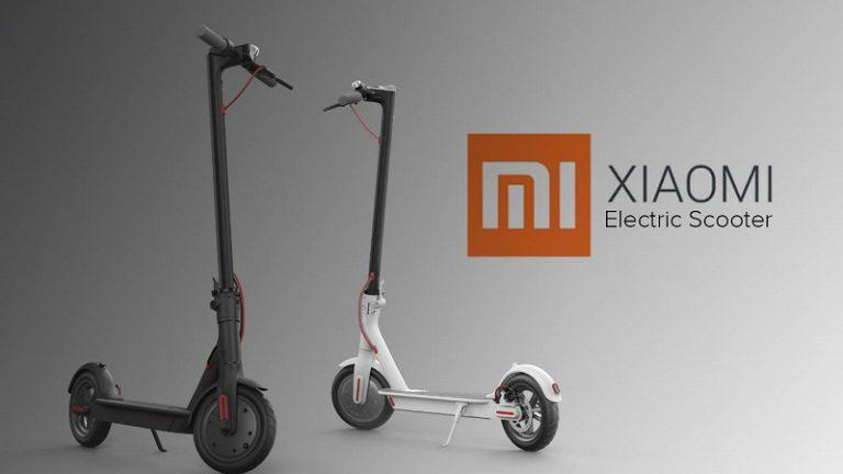 Tak Hanya Sepeda, Xiaomi Juga Rilis Skuter Elektrik Pintar
