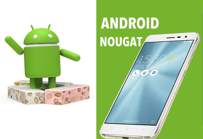 Sebentar Lagi Varian Asus Zenfone 3 Dapatkan Android Nougat