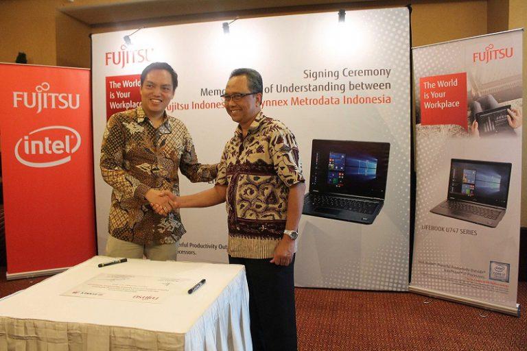 Fujitsu Tunjuk PT Synex Metrodata Indonesia untuk Pasarkan LIFEBOOK Series