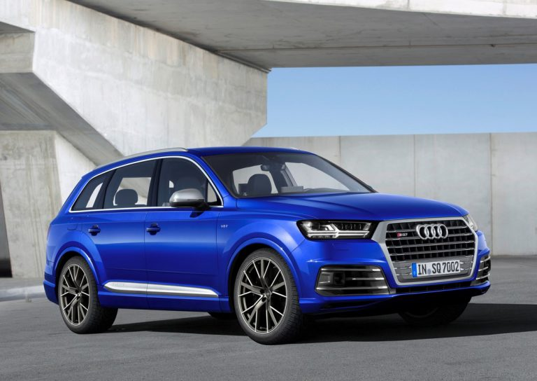 Hankook Beri Audi Q7 Ban Khusus dengan Teknologi Penyerap Suara