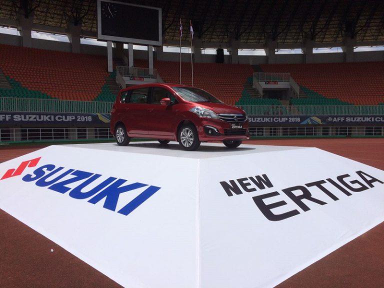 """""""Beli Suzuki Gratis Pertalite"""", Dukungan PT SIS untuk Timnas Indonesia di Final AFF Cup"""