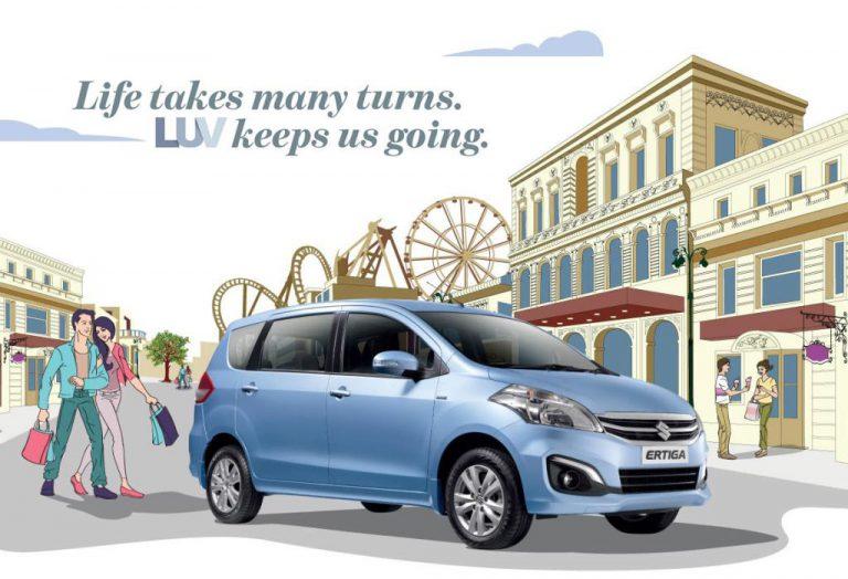 Jauh Lebih Hemat, Suzuki Ertiga Varian Diesel akan Hadir Tahun Depan