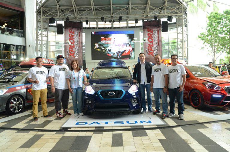 Kompetisi Modifikasi Mobil Datsun Sambangi Jakarta