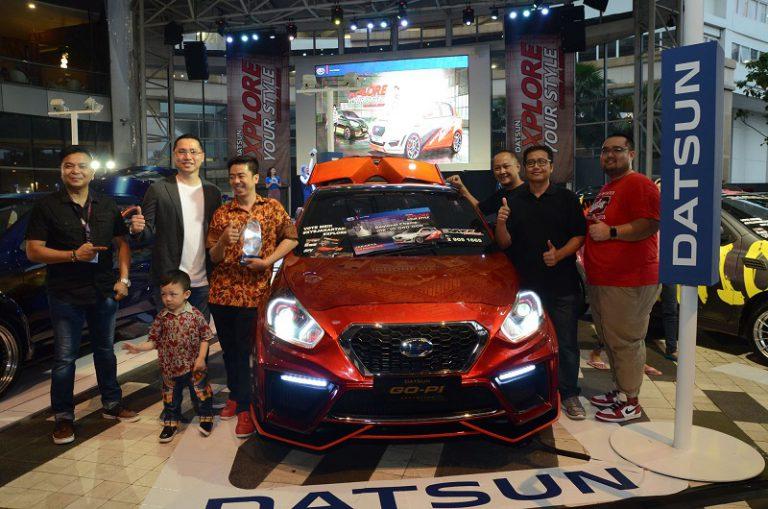 Juara Regional Jakarta Modifikasi Mobil Datsun Sudah Terpilih