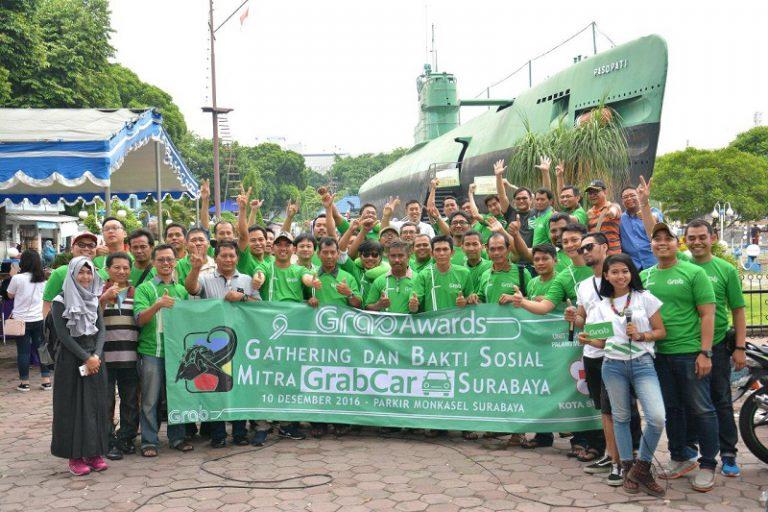 Grab Sukses Gelar Grab Awards di Empat Kota di Indonesia