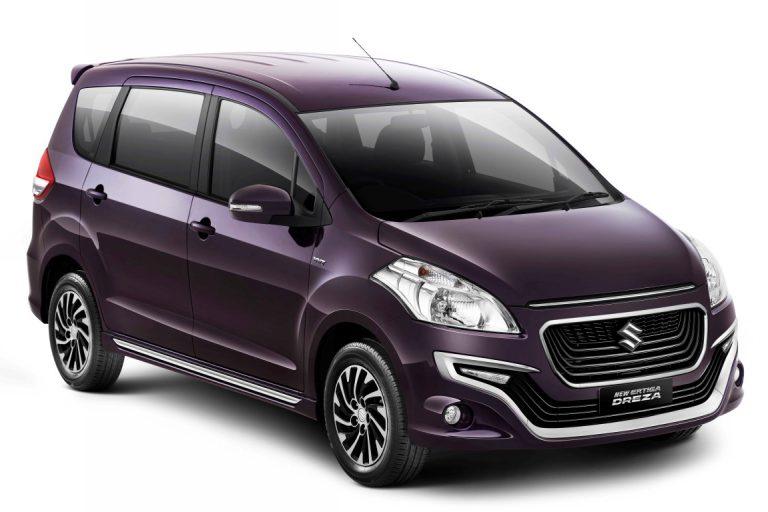 Ertiga Raih 'Best Small MPV' di Indonesian Car of The Year 2016