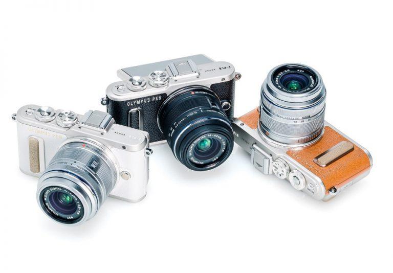 Kamera Mirrorles Terjangkau Olympus PEN E-PL8 Resmi Dijual di Indonesia