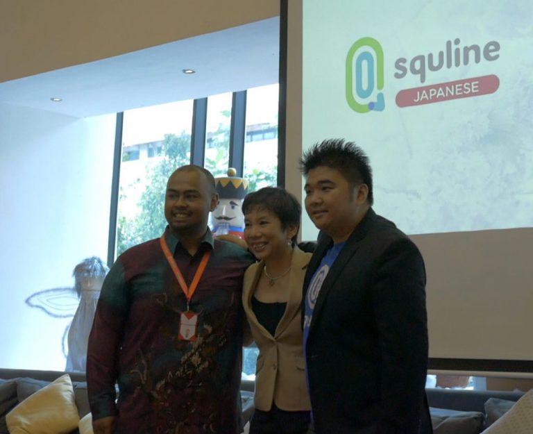 Bersama Aki no Sora, Squline.com Luncurkan Kursus Online Bahasa Jepang Dimana Saja dan Kapan Saja!