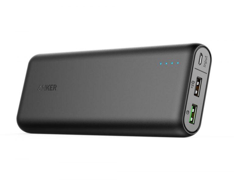 Anker Power Speed 20000: Power Bank Terlaris di Amazon Ini Hadir dengan Dukungan Quick Charge 3.0