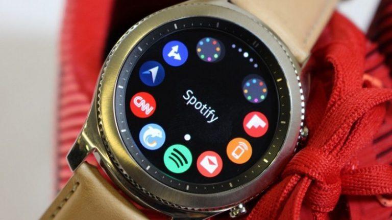Spotify Akhirnya Tersedia untuk Samsung Gear S3 dan S2