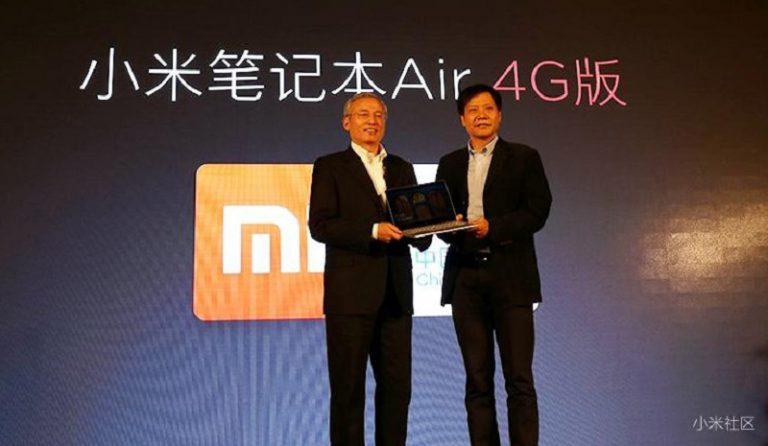 Xiaomi Mulai Pasarkan Mi Notebook Air 4G di Tiongkok