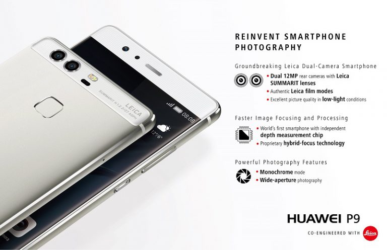 "Beli Huawei P9, Ikutan Kompetisi ""Capturing Indonesia's Happiness"""