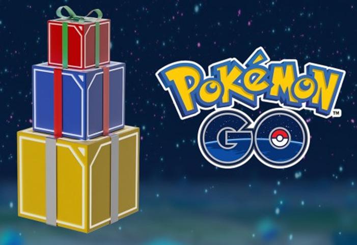 Yuk Main Pokemon GO! Ada Kejutan dari 25 Desember 2016 Hingga 3 januari 2017