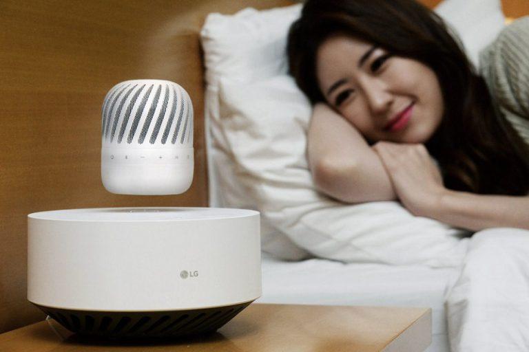 Hadir di CES 2017, LG Akan Perlihatkan Bluetooth Speaker Model Levitasi