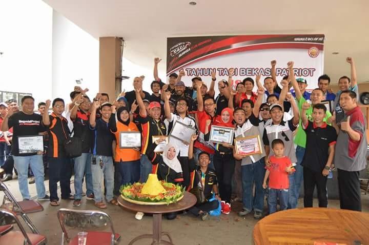 TACI Chapter Bekasi Adakan Syukuran 1st Anniversary
