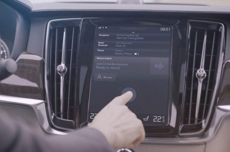 Untuk Kemudahan, Volvo Bawa Skype ke Kabin Seri 90