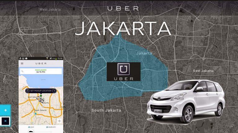 Ini Lima Fakta Mengenai Layanan Uber di Malam Tahun Baru 2017