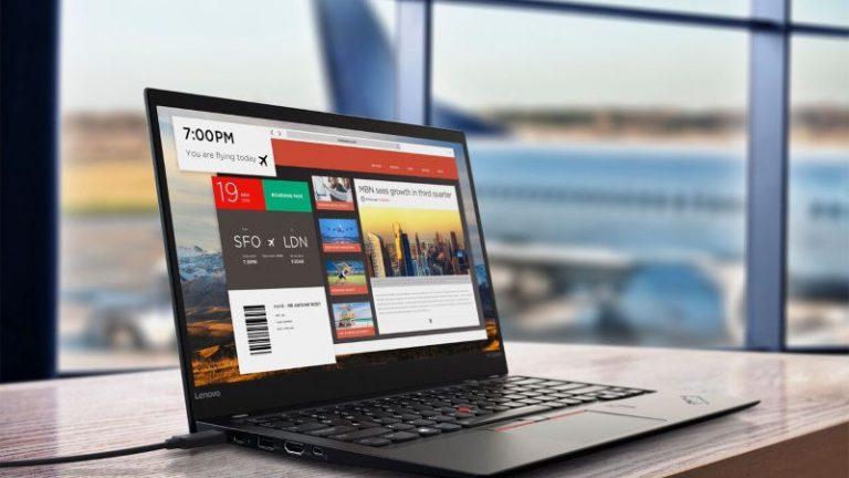 CES 2017: Tak Berhenti Berinovasi, Lenovo Perkenalkan ThinkPad X1 Series Terbaru