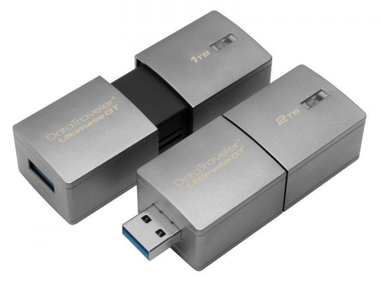 Kingstone Perkenalkan USB Flash Drive Berkapasitas Hingga 2 TB