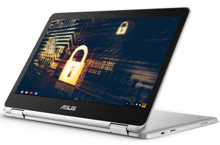 ASUS Luncurkan Chromebook Flip dengan Dukungan Dua Port USB Type-C