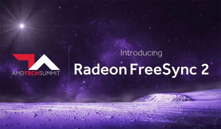 AMD FreeSync 2 Tampilkan Gaming HDR Lebih Mulus dan Detail