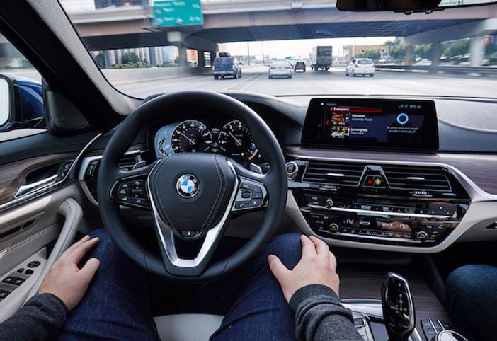 BMW Berencana Bawa Cortana ke Kabin Kendaraan