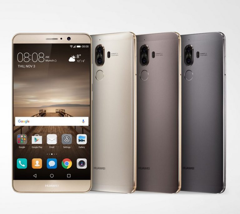 Huawei Mate 9 Dipasarkan di Amerika Serikat, Terintegrasi dengan Amazon Alexa