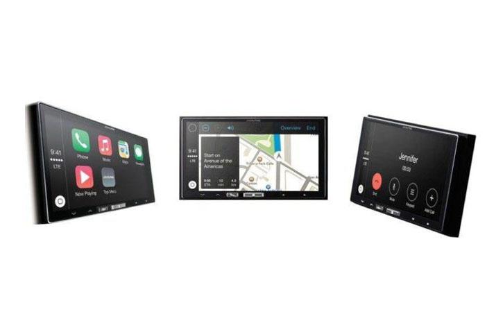Alpine Luncurkan Unit Audio Pertama dengan Sistem Wireless CarPlay