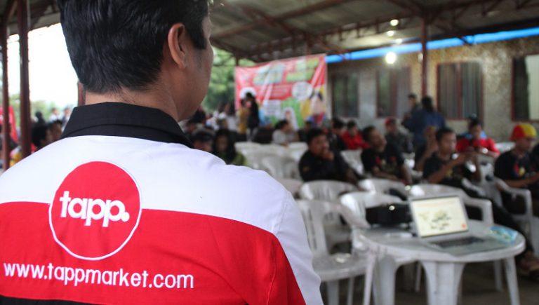 """Tapp Market Hadirkan Fitur """"Temukan Lokasi Penjual"""""""