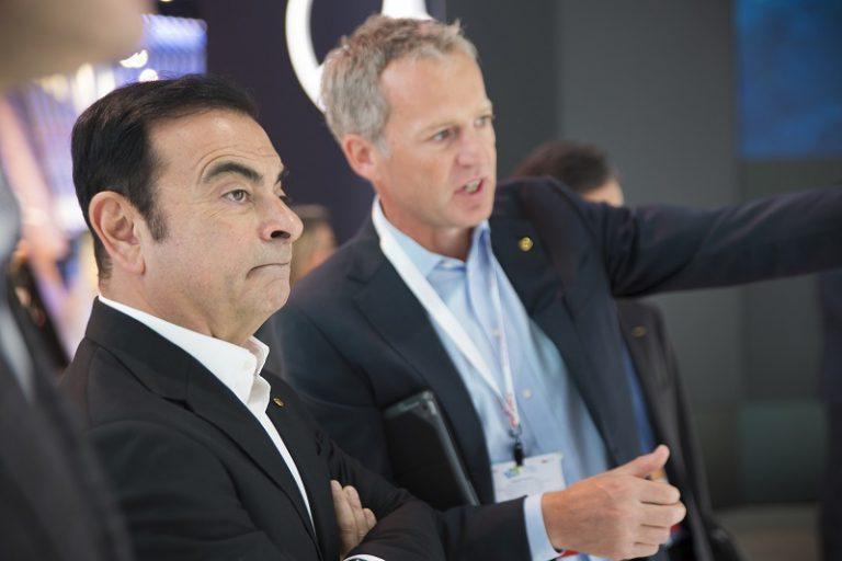Berbicara di Panggung CES 2017, CEO Nissan Paparkan Visi Nissan Intelligent Mobility