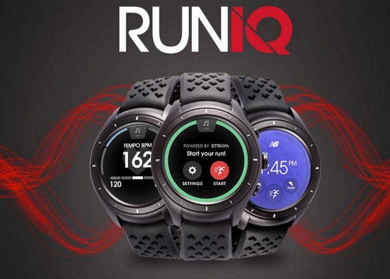 Anggap Pelari Butuh Smartwatch Khusus, Intel dan New Balance Luncurkan RunIQ