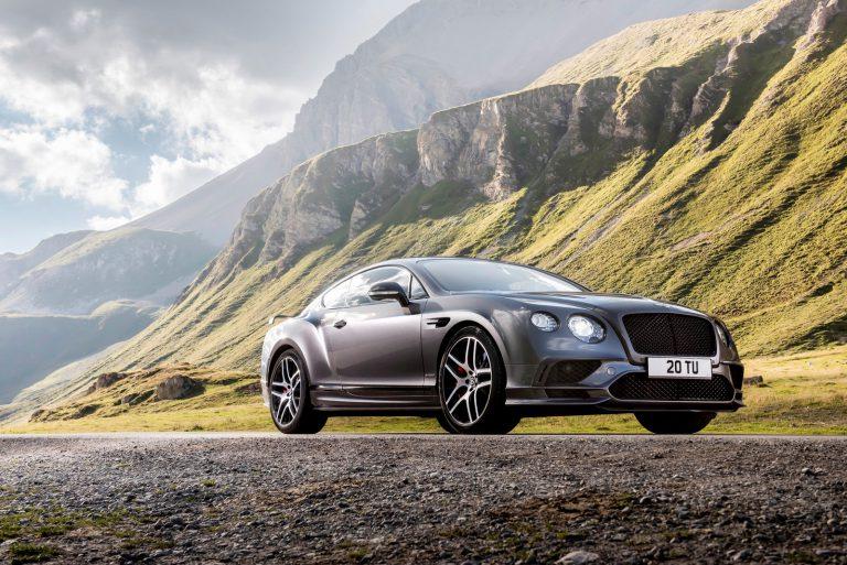Bentley Luncurkan Continental Supersport bertenaga 700 HP
