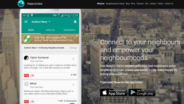 Nearcircles, Aplikasi Media Sosial Baru untuk Komunitas Hadir di Jakarta