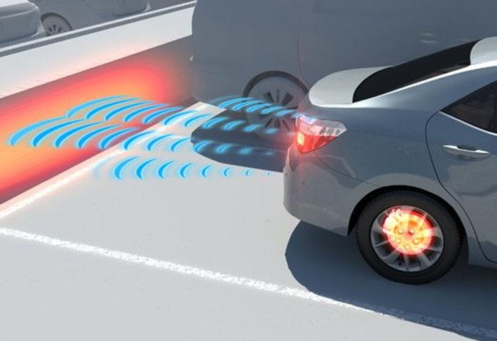 Teknologi Sonar Toyota Mampu Kurangi Benturan Saat Parkir