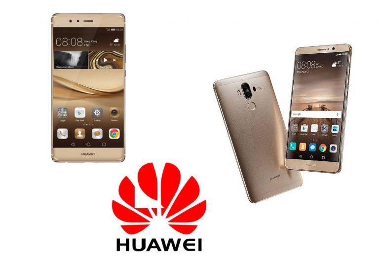 Huawei Catat Pertumbuhan 42 Persen di Tahun 2016