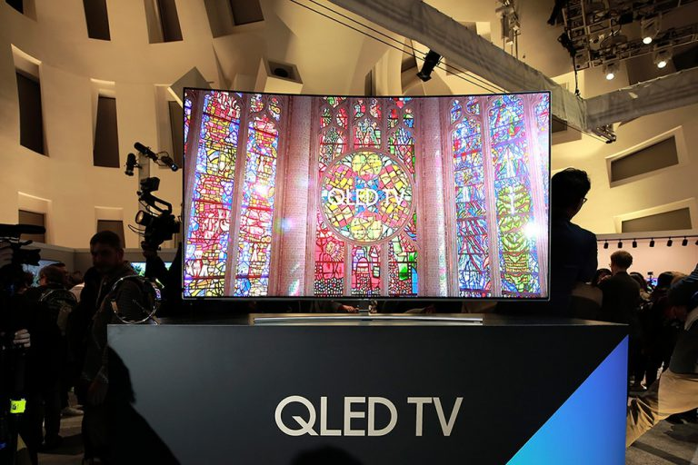 Di CES, Samsung Ingin Buktikan Teknologi Layar Quantum Dot Tidak Kalah Dibandingkan OLED