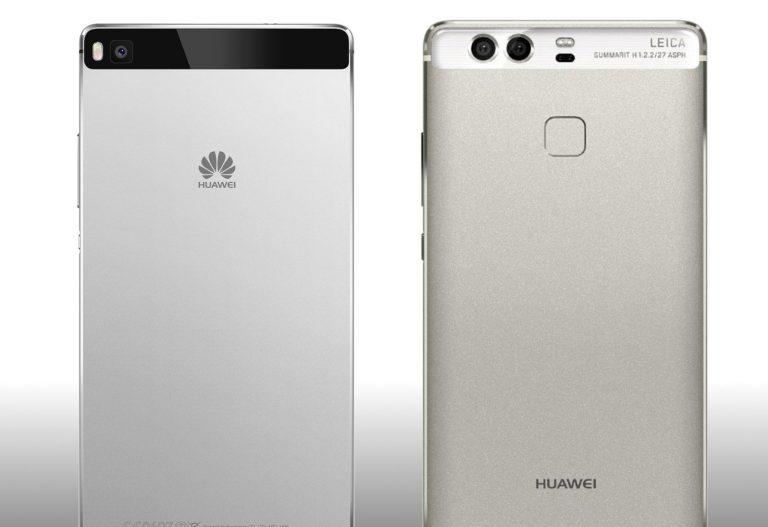 April 2017, Huawei Akan Perkenalkan Huawei P10 dan P10 Plus