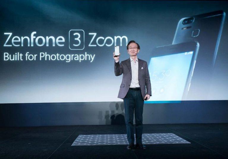 Smartphone Dual Camera Asus ZenFone 3 Zoom Siap Masuk Indonesia. Berapa Harganya?