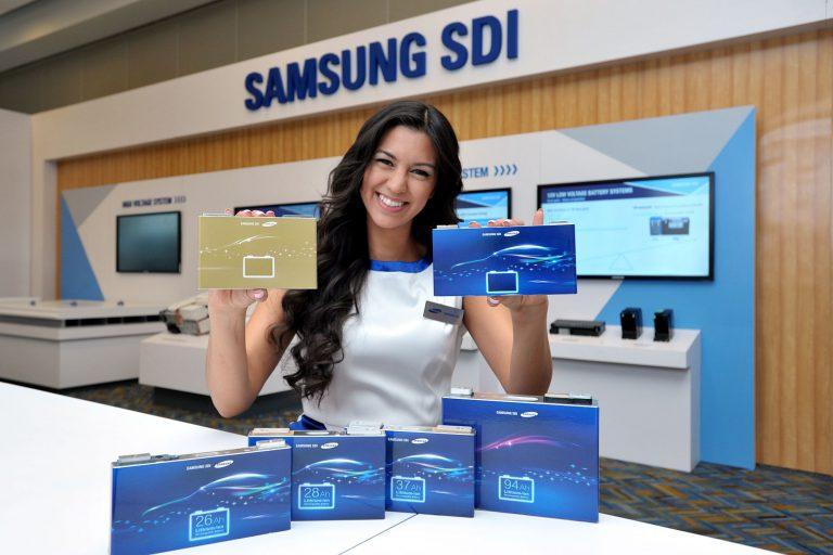 Baterai Mobil Listrik Samsung ini Hanya Butuh 20 Menit Pengisian untuk 500 Kilometer