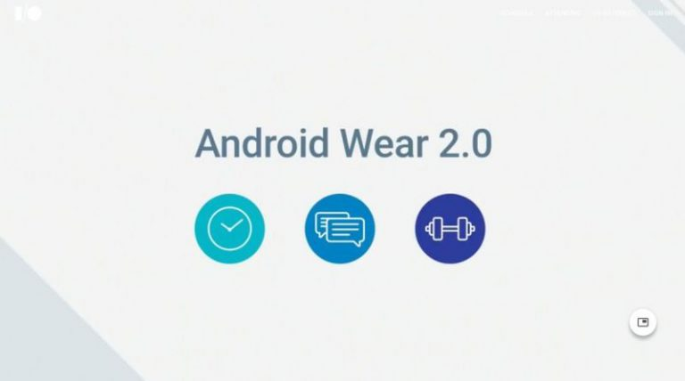 Google Android Wear 2.0 akan Dirilis Bulan Depan. Ini Smartwatch yang dapat Giliran Pertama!