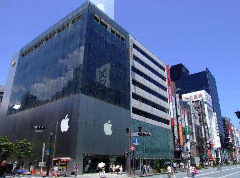 Masuk 'Kandang Singa', Apple Store akan Segera Dibuka di Korea Selatan