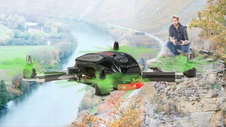 Dengan Sensor Barometer Mini BMP380, Bosch Incar Industri Drone, Wearable, dan Kesehatan